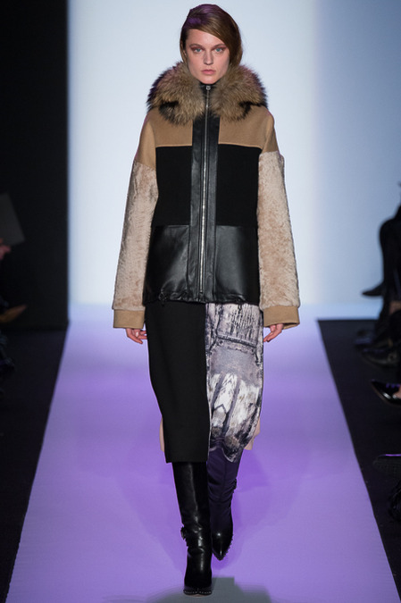 BCBG Max Azria Fall 2014 RTW 20 | LATEST WRINKLE