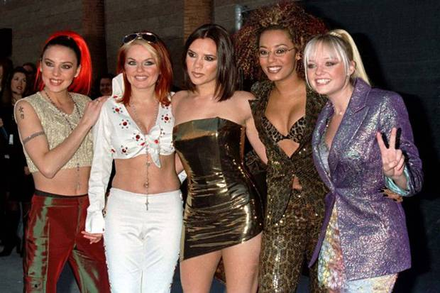 1997 spice girls