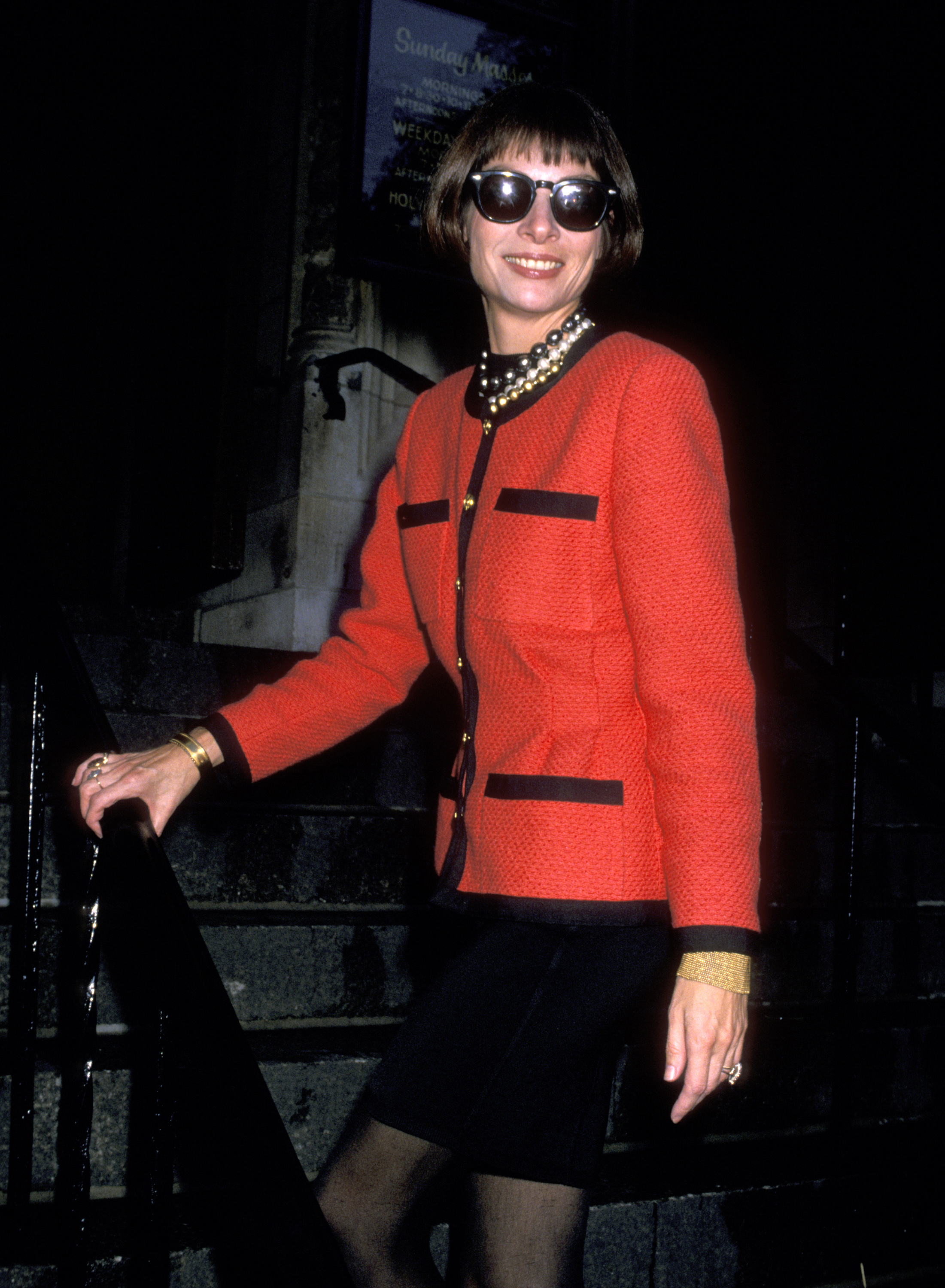 #TBT: Anna Wintour | The Boss of Fashion