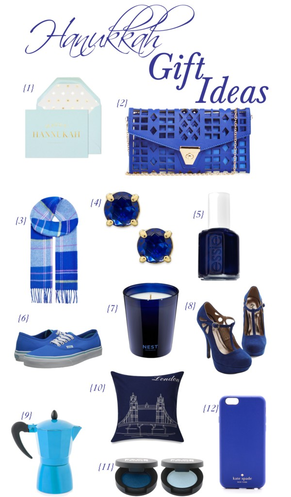 Hanukkah, Gift Ideas, Gift Guide, Blue, Gifts, Ideas, Little, Under $50, Holidays, Jewish