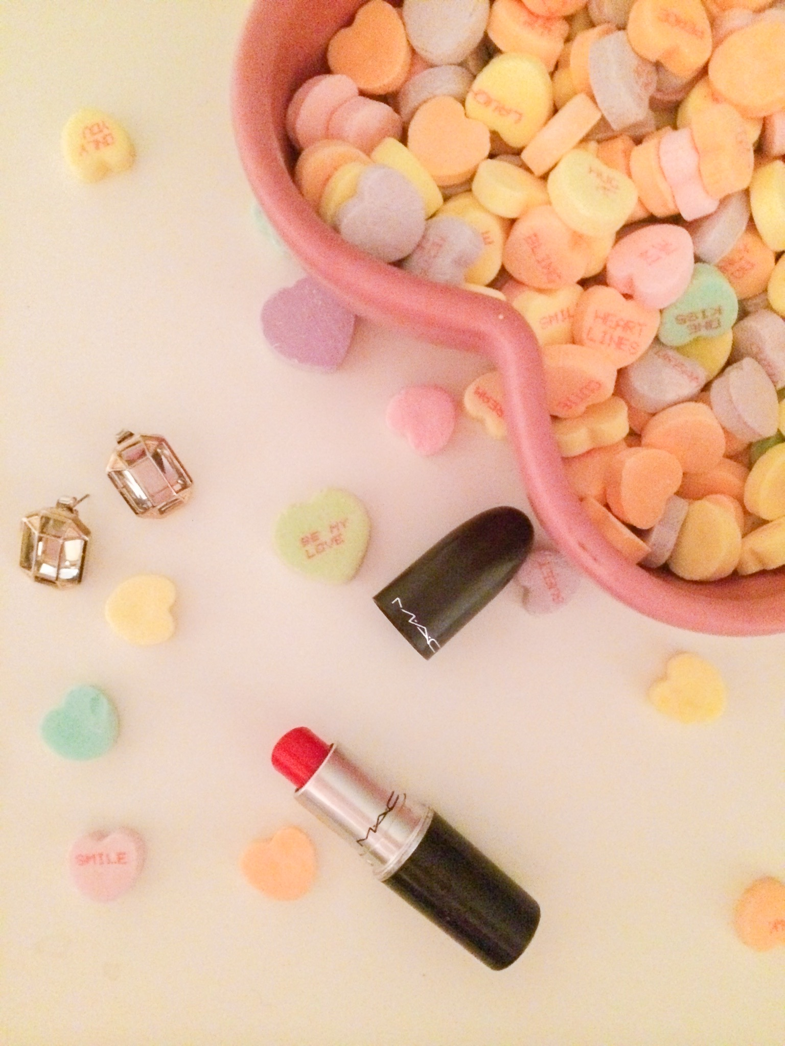 Getting Ready for V-day