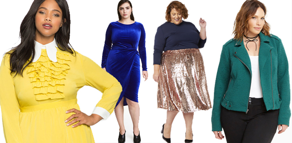 Plus Size Black Friday + Cyber Monday
