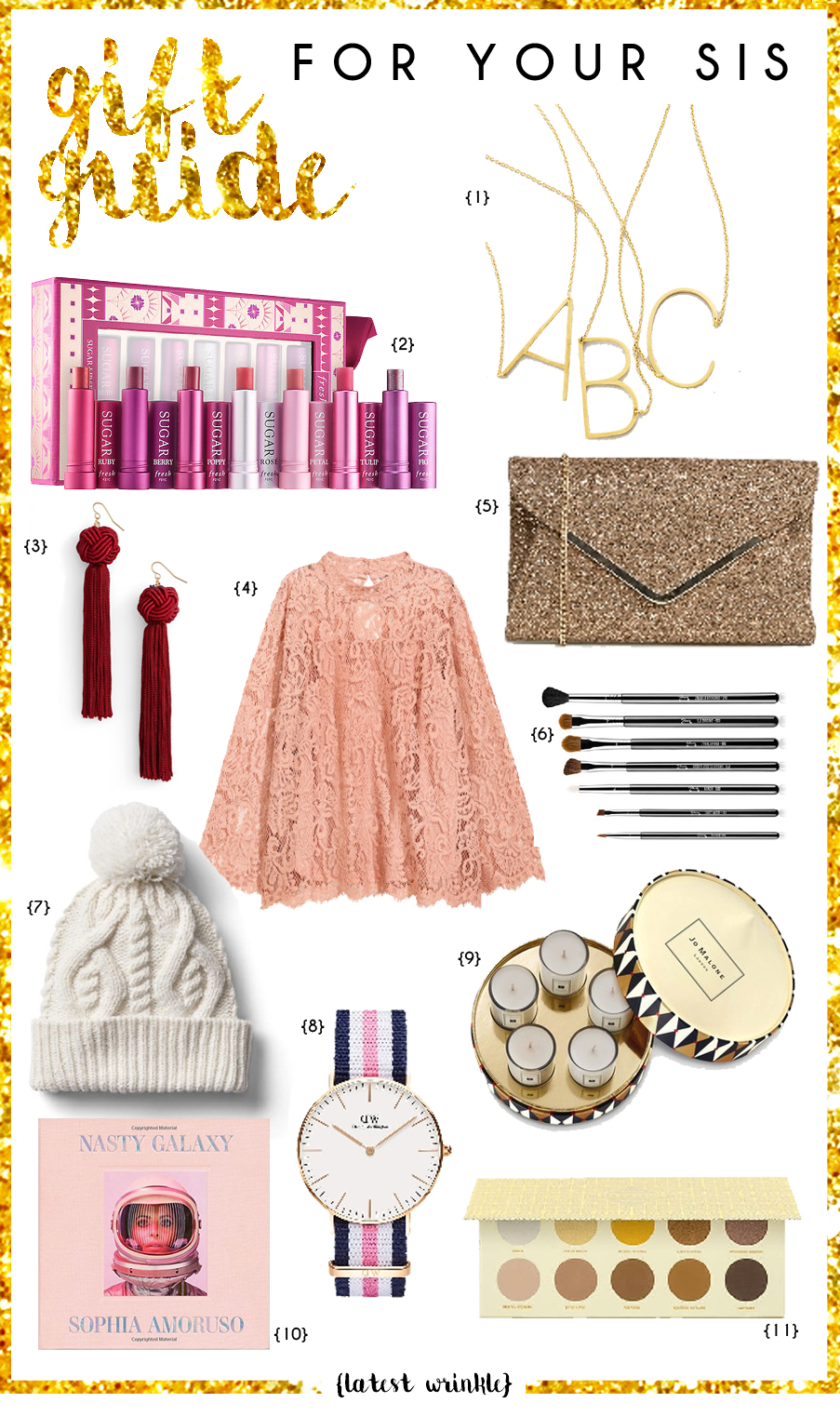 gift guides, christmas, holiday, shopping, list, for her