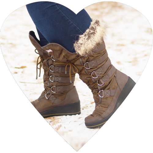 Keeping my Feet Warm with Cougar Boots | GIVEAWAY