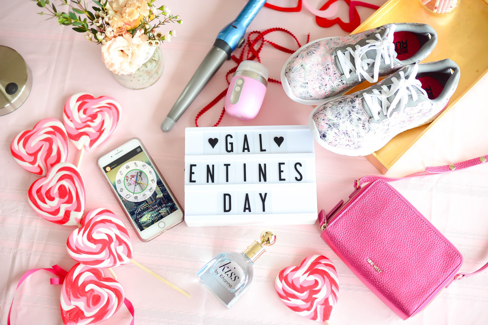 Galentine\'s Day Giveaway | LATEST WRINKLE